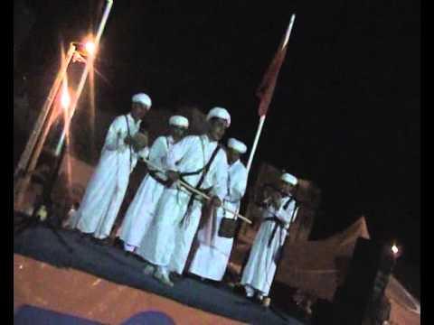 bilal avec arfa aghbal festival almachyakha ahfir 2009