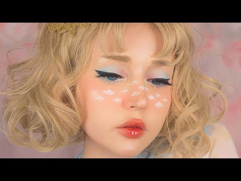 angelic valentines day look • makeup tutorial