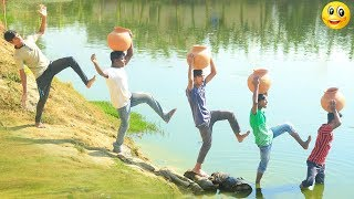 Indian New funny Video😄-😅Hindi Comedy Videos 2019-Episode--79--Indian Fun || ME Tv