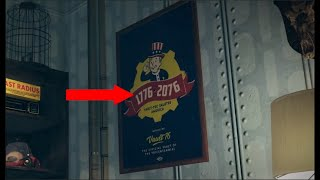 Fallout 76 Easter Eggs and Things You Might've Not Noticed!!
