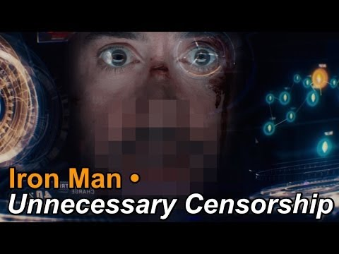 Iron Man • Unnecessary Censorship