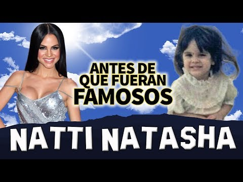 NATTI NATASHA - Before They Were Famous - CRIMINAL