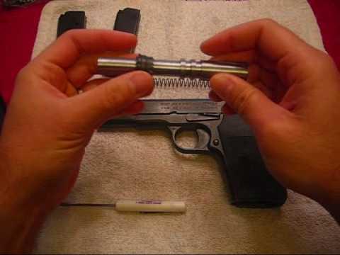 Converting a Norinco 213 9mm to 7.62x25 Tokarev