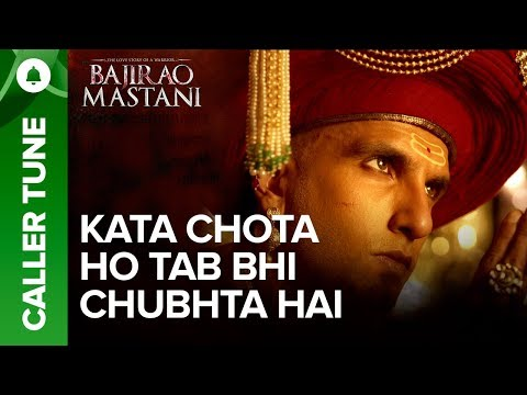 "Set ""Kata Chota Ho Tab Bhi Chubhta Hai"" As Your Caller Tune 