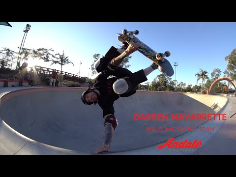 Darren Navarrette - Welcome To Andale