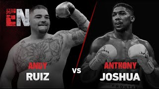 Breaking News!!!! Andy Ruiz Announces Rematch With Anthony Joshua