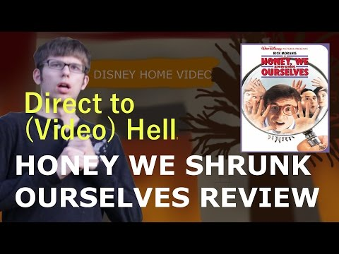 Honey We Shrunk Ourselves Review   Direct To  Video  Hell