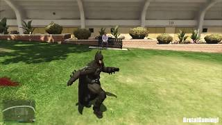 GTA 5 FAIL COMPILATION (Grand Theft Auto V Walk with Batman/Funny Moments)