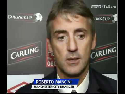 West Brom vs Manchester City 2-1- Carling Cup 3rd Round (22-09-10)