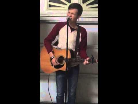 Fire Away- Chris Stapleton cover by Britton Buchanan