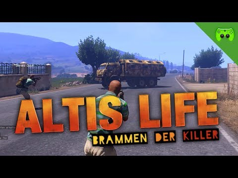 ALTIS LIFE # 34 - Brammen der Killer «» Let's Play Arma 3 Altis Life | HD