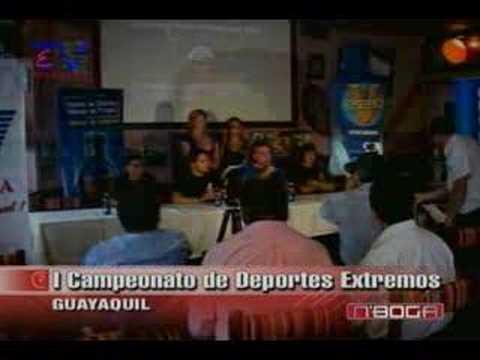 I Campeonato de Deportes Extremos