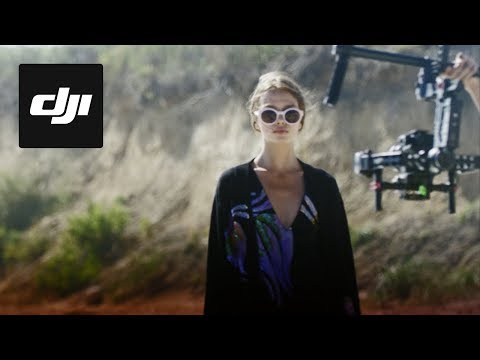 DJI Stories – Shooting Fashion with Cynthia Rowley
