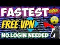 🔴FASTEST Free VPN For Firestick / Android box / Nvidia. No login No Registration 2018