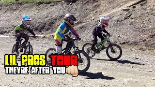 Lil Pros Kids Tour: WHISTLER MOUNTAIN - British Columbia, Canada   Downhill MTB