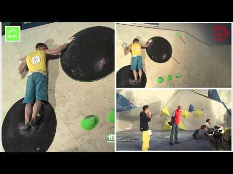 Clean cut livestream Lotto NK Boulder 2015