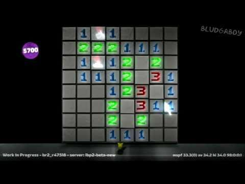 LittleBigPlanet 2 BETA - Minesweeper