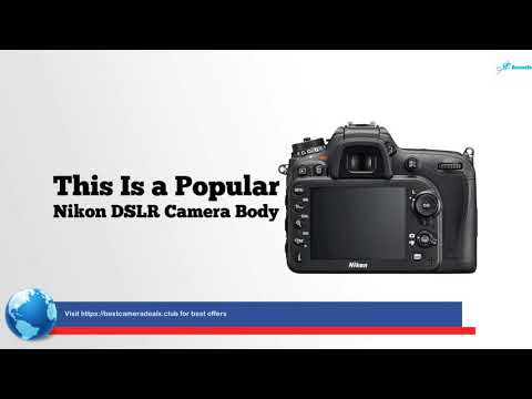 Nikon D7200 DX-Format DSLR Body (Black) Review - Nikon D7200 Dxformat Dslr Body Black Review