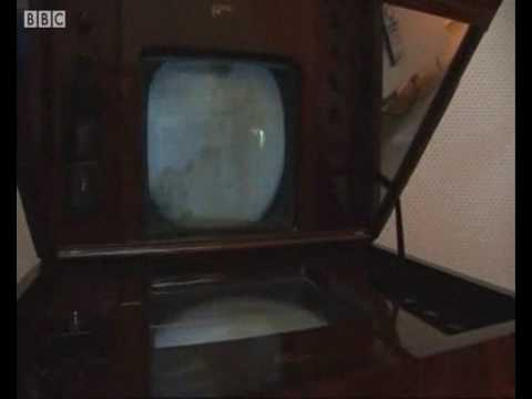 Oldest working UK television receiver discovered
