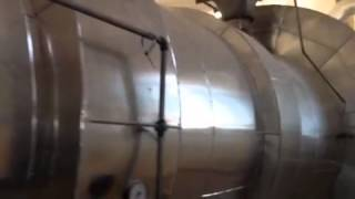 Rotary kiln for Gypsum,Erisim Makina Morocco