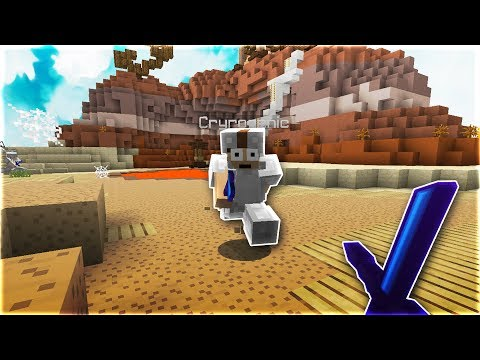How to effectively BLOCK-HIT ! Minecraft PvP Tutorial