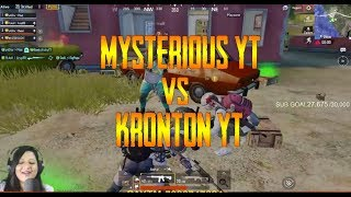 Mysterious YT Team Vs Kronton Team!! This time It was Our turn xD (Highlights)