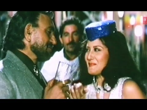 Raat Bhar Jaam Se Full Hd Song | Tridev | Sunny Deol, Sonam video
