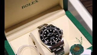 Rolex Submariner Date 2018 | Review | 116610LN | Olfert&Co