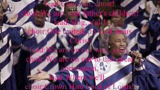 They Got the Word(City Built Four Square) by The Mississippi Mass Choir featuring Mosie Burks