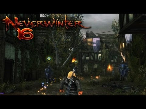 NEVERWINTER [HD+] #016 - Terror im Turmviertel  Let's Play Neverwinter