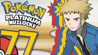 Pokemon Platinum NUZLOCKE Part 77 - TFS Plays