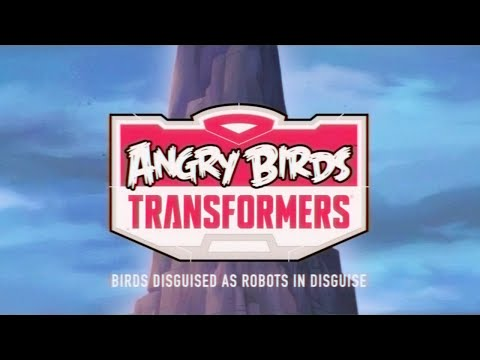 Angry Birds Transformers: Cinematic Trailer (VHS-Rip)