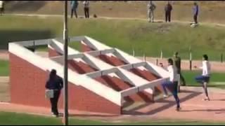 めっちゃすごい軍隊の障害物競走
