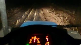 Newholland TD5.100 Night Pulling (PART2)