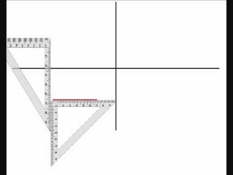 Come fare le proiezioni ortogonali