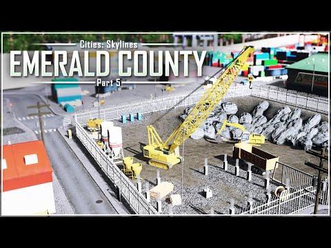 Cities: Skylines - Emerald County | Part 5