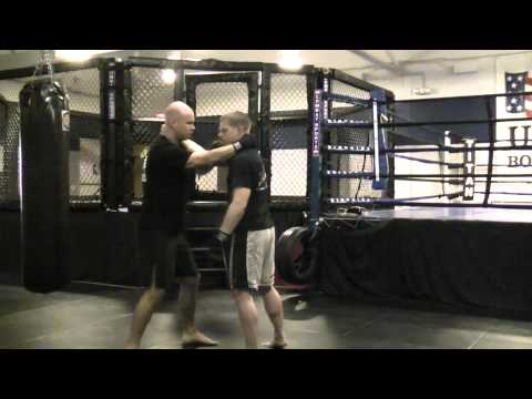 MMA Clinch Striking Drills (Dirty Boxing) Image 1