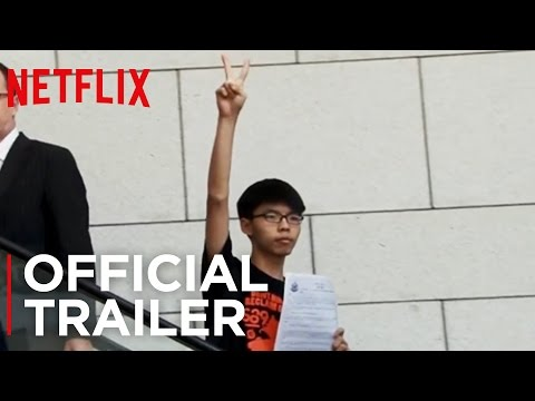Joshua: Teenager vs. Superpower | Official Trailer [HD] | Netflix