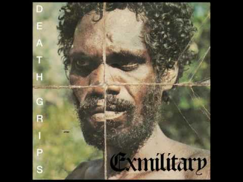 Death Grips - Spread Eagle Cross the Block