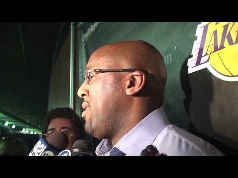 Lakers Coach Mike Brown on coaching the Cleveland Cavaliers