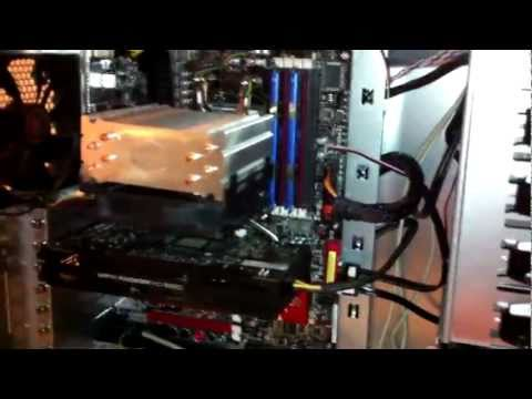 My Gaming Computer Build 2011...