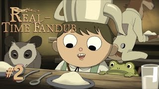 """Potatoes WITHOUT Molasses"" - Real-Time Fandub - Over The Garden Wall School/Dark Lantern"