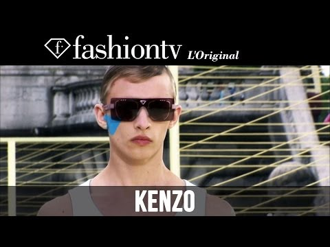 Kenzo Men Spring/Summer 2015 | Paris Men's Fashion Week | FashionTV