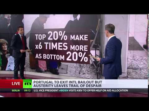 Portugal Economic Crisis