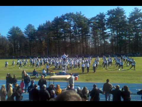 Wilmington High School Marching Band - 2012