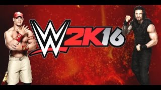 Confirmado WWE 2K16 para ps4, 3 , xbox one y xbox360 | Samoa joe debuta en NXT Takeover: Unstoppable