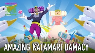 Amazing Katamari Damacy - Official trailer (iOS/Android)