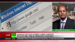 Google fined $7 million over 'Street View'
