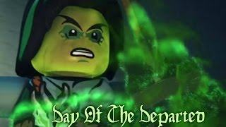 Day Of The Departed [Ninjago Music Video]