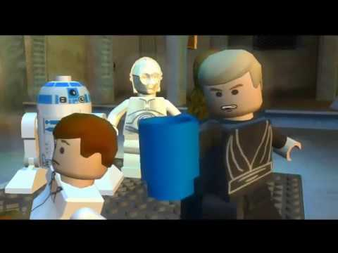 Lego Star Wars II Cutscenes Part 3 Music Videos